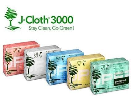 Bio utieka J?Cloth® 3000